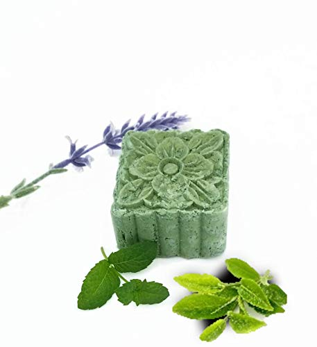 Aloe & Green Tea Head 2 Toe Bar All-Natural Shampoo Body & Face Wash Vegan