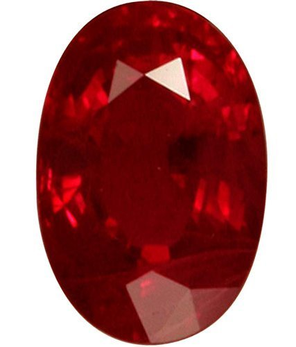 Ruby/Manik 2.25-2.50 Ratti Lab Certified Top Quality Natural Ruby Gemstone for Astrological Purpose by GEMS HUB