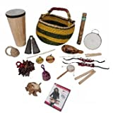 23-Piece Global Rhythm Music Kit (Teen/Adult)