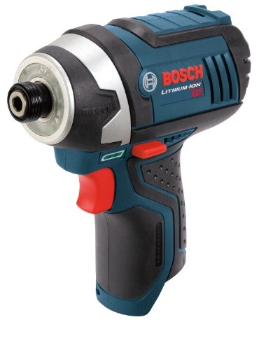 Bosch PS41BN 12V Max Lithium-Ion Impact Driver  with Exact-F