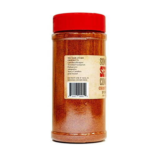 Ghost Pepper - Bhut Jolokia - Powder - 7.5 Oz by Sonoran Spice (Image #2)