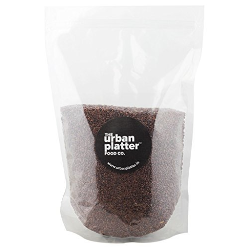 Urban Platter 1 Roasted Salted Flax Seeds (Alsi), 1Kg by Urban Platter