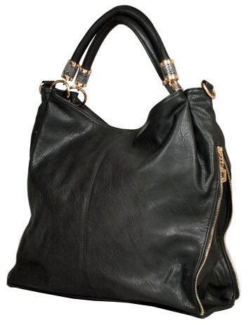 4eb16146b12f Imoshion Handbags Pheby Shoulder Bag - Black  Handbags  Amazon.com
