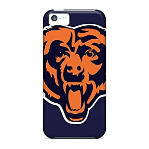 High Quality ZanLY6668Ldulz Chicago Bears Tpu Case For Iphone 5c