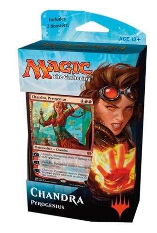 Magic: the Gathering - Kaladesh Planeswalker deck Chandra