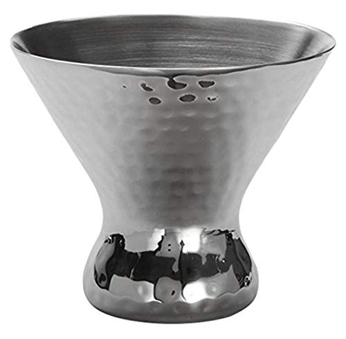 American Metalcraft REVLRD20 Chafer 12 Height W Ss Glass Lid Inc 20.5 Length 20 Width Rnd