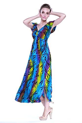 hawaiian batik dresses - 1