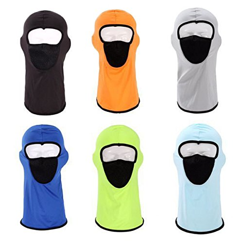 Motorcycle Face Mask - Full Face Mask Cover Hat Riding Outdoor Sport Motorcycle Head Neck Cap - Full Face Snorkel Mask Hospital Snorkeling Motorcycle Helmet Weather - Cold Fishing Gear - Gear Dallas Cycle