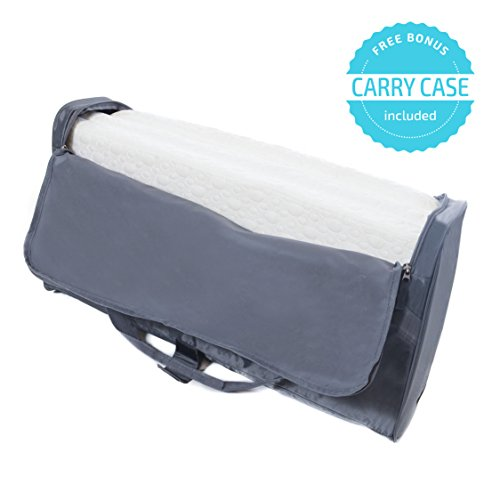 Milliard Pack and Play Mattress, Conveniently Folds Into Bonus Carry Bag by Milliard (Image #3)