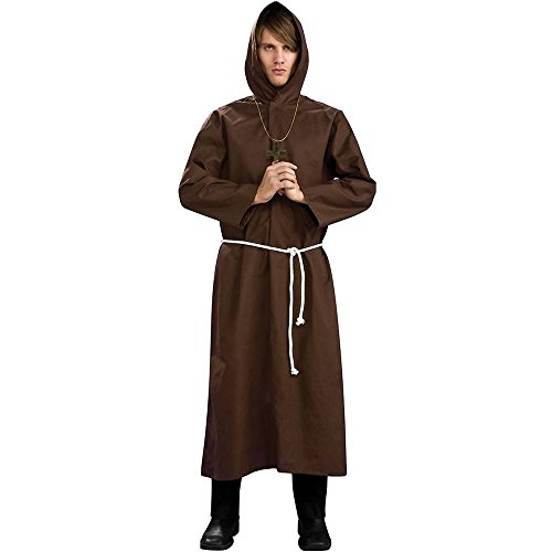 Rubies Costume Mens Monk Robe