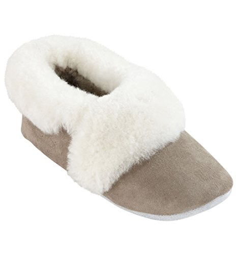 Shepherd , Chaussons pour femme Stone & Cream