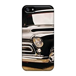 GpeRbbj3436iCWsy Cynthaskey Awesome Case Cover Compatible With Iphone 5/5s - 1957 Chevy Custom Truck