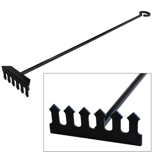 AW Perkins 300 The POE Wood Stove Rake
