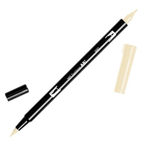 - Tombow TOM56617 Dual Brush Pen Art Marker, 990 - Light Sand, 1-Pack