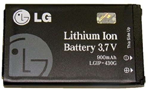 LG OEM Battery LGIP-430G (900mAh) 3.7V for Shine CU720 CF360 KS500 KF757