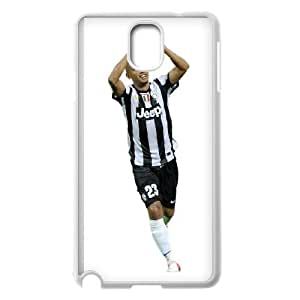 Samsung Galaxy Note 3 Cell Phone Case White Arturo Vidal P6689429