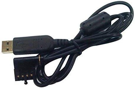 Yixintech - Cable de datos USB compatible con Garmin Extrex H, Geko 201 301 eTrex Camo eMap Trex H eTrex Legend Vista Summit Garmin eTrex Venture Mariner GolfLogix GPS para OS/Windows