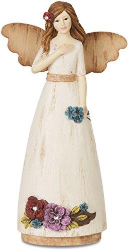Pavilion Gift Company 41041 Thank You Angel Figurine, 6-Inch