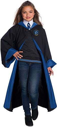 Charades Ravenclaw Student Children's Costume, As Shown, Large]()