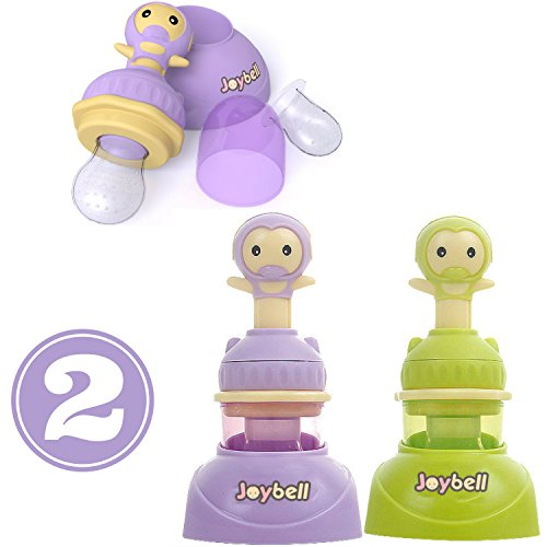 Silicone Baby Soother Teether Pacifier Box - 5