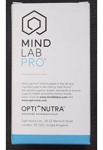Mind Lab Pro - Brainpower - Enhanced Memory Focus Clarity - Full Spectrum Nootropics - Whole-Life Mental Performance