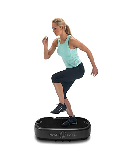Personal Power Plate Vibrating Platform Exercise Tool by Power Plate