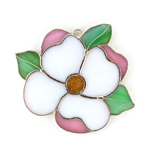 Switchables Glass Cover: Dogwood Flower