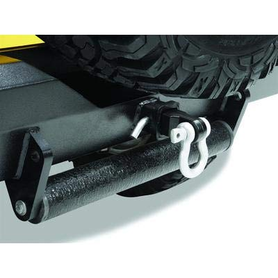 Bestop 42922-01 HighRock 4X4 2'' Receiver Recovery Hitch Insert with D-Ring Shackle by Bestop