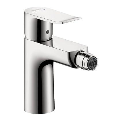 Hansgrohe 31280001 Metris Single-Hole Bidet Faucet, Chrome