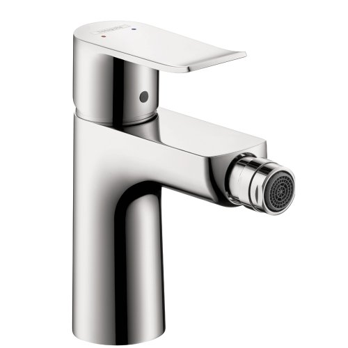 Hansgrohe 31280001 Metris Single-Hole Bidet Faucet, Chrome by Hansgrohe