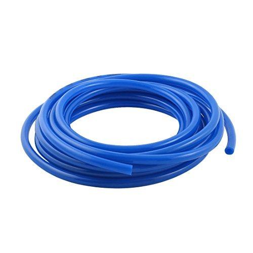 8 mm (OD) x 5 mm (ID) PU Aire Tubing Pipe manguera 5 Meter azul 5M DealMux