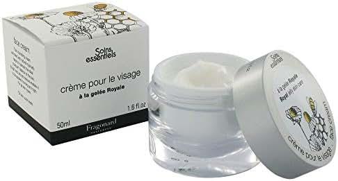 Essential cares Royal Jelly Face Cream POT (50ml) by FRAGONARD 100% authentic original from PARIS FRANCE
