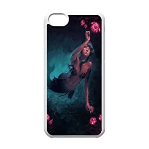 Little mermaid GET8097890 Phone Back Case Customized Art Print Design Hard Shell Protection ipod touch 5 ipod touch 5