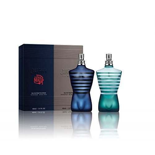 ean Paul Gaultier Le Male 2 Piece Gift Set for Men ()