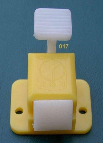 4pcs Edge Latches for Prototype Test Fixture PCB ICT (Long)