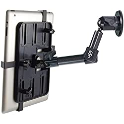 "The Joy Factory Unite Universal Carbon Fiber Wall/Cabinet/Surface Mount for 7""-11"" Tablets (MNU102)"