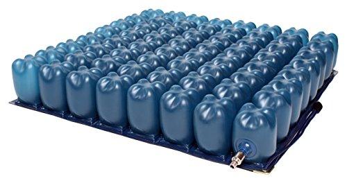 Kolbs Cushions Air Cell Low Profile Wheelchair Seat Cushion, 18 by 16 Inch