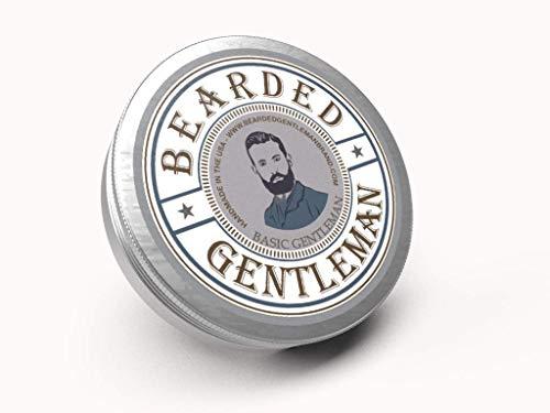 Beard Balm - Unscented - 2 oz - All Natural - Handmade