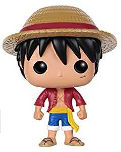 Amazon Com Funko Pop Anime One Piece Luffy Action Figure
