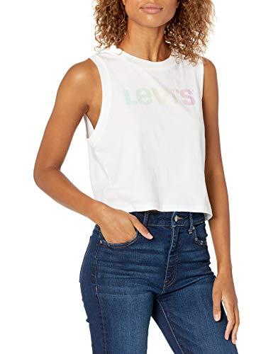 Levi's Women's Graphic Crop Tank Top