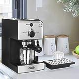 Gevi Machine577 Espresso Machine, 13 x 12.5 x