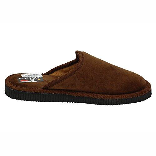 Spain Made Zapatillas In Hombre 774 Casa Chinelas Para 503 Marrón Cfw75qw
