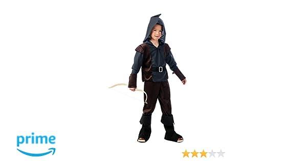 Limit Sport- Arquero Medieval, disfraz infantil, 2 (MI956 2 ...