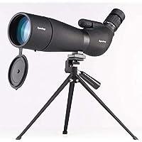 Bird Watching Monocular, 20-60 X 80 ED Zoom HD Monocular, Low Light Level Night Visiontelescope with Large Tripod