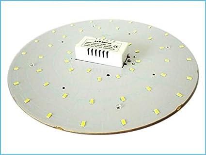 Plafoniera Neon Led : Led plates w bianco neutro v mm modifica plafoniera da