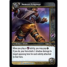 Nemesis Leggings - Molten Core Raid Deck - Rare [Toy] [Toy]