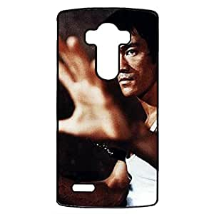 Dependable Bruce Lee Phone Case Cover for LG G4 Bruce Lee Devoted