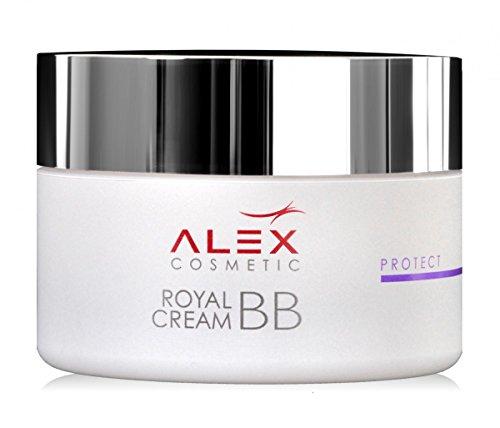 Royal Bb Cream Jar 50ml By Alex Cosmetic