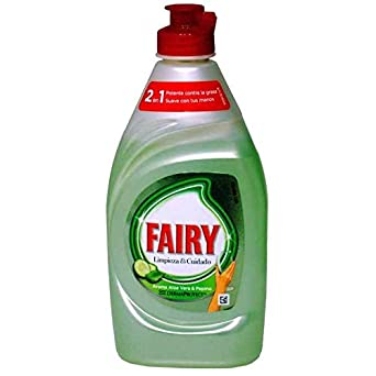Fairy Fairy Vaj.350 Ml Aloe - 0.35 ml: Amazon.es