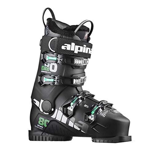 Alpina Elite 80 Heat Ski Boot 2018 Black 295